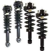 Loaded Strut For 2007-2010 Ford Expedition 4pc Front Rear Left And Right