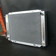 3 Rows Aluminum Radiator Fit Ford Mustang 1980-1993 See Description