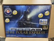 2004 Lionel The Polar Express Train Set 6-31960 New In The Lionel Shipping Box