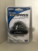 18200 Airguide Adjustable Compass Windshield Or Dash Mount