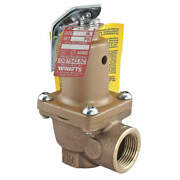 Watts Lf174a-100-1-1/4 Boiler Pressure Relief Valve100 Psiss