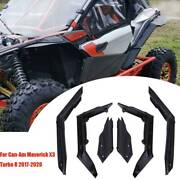 Extended Fender Flares For Can-am Maverick X3 X3 Max R Turbo 2017-2020 715002973