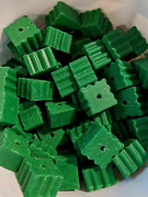 Lot Of 25 Mice Bait Blocks Rodent Rat Mouse Rodenticide Bromethalin Poison Fast