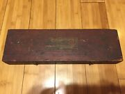 Antique Champion Blower And Forge Co. Industrial Tap And Die Set Lancaster Pa