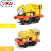 Thomas And Friends Bill Ben Track Master Train Role Model Diecas Railway Car Toy
