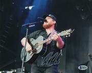 Luke Combs Signed Autograph 8x10 Photo - This Oneand039s For You Country Star Beckett