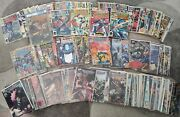 Transformers 220 Comic Book Mega Collection Lot Marvel Dw Dd Idw