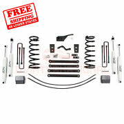 Zone 5 F And R Suspension Lift Kit For Dodge Ram 2500 4wd Gas/diesel 2000-2002