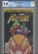 Avengers Ultron Forever 1 Cgc 9.8 2015 Young 1st Danielle Cage Captain America