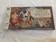1988 Vintage The Uncle Wiggly Milton Bradley Board Game Complete In Great Condit
