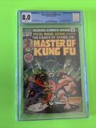 Cgc 8.0 Special Marvel Edition 15 Wp 1st Master Of Kung Fu Shang Chi