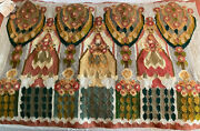 Add This Vintage Hand Made Polish Folk Art Weaving To Your Collection
