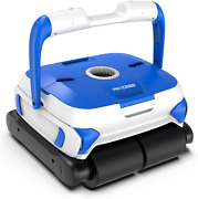 Paxcess Wall-climbing Automatic Pool Cleaner With Twin Large 180um Filter Basket