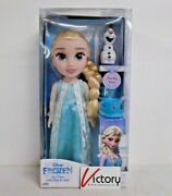 New Disney Frozen Tea Time With Queen Elsa And Olaf   952958 Disney Doll Princess
