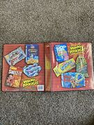 Wacky Packages All Rare Series 2006 Topps Red Factory Binder