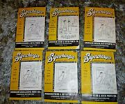 The Supercharger Magazine Vintage 1963 American Gear And Auto Part Bangor Maine