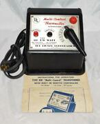 Lionel Rw Transformer 110 Watts Whistle And Direction Control W/ Instructions Ac