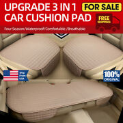 2021 Breathable Car Interior Seat Cover Cushion Pad Mat For Auto Supplies Office