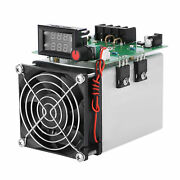 Discharge Board Burn-in Module 12v 250w Electronic Load 0-20a Battery Testers Ir