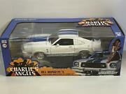 Charlies Angels 1976 Ford Mustang Cobra Ii White Blue 118 Greenlight 12880
