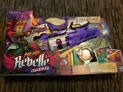 Nerf Rebelle Charmed Fair Fortune Crossbow Bow Shoots Soft Darts New In Box