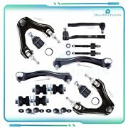 Fits Honda Accord And Acura Cl 14pcs Front Control Arms Tie Rods Ball Joints Set