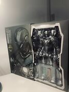 Hot Toys Iron Man Mark Ii/mark 2 Unleashed Sideshow Exclusive Ver. 1/6 Figure