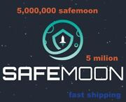 5000000 Safemoon Coin Crypto Currency 5 Million Safe Moon Mining Contract