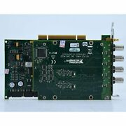 National Instruments Ni Pci-4461 2-input/2-output Data Acquisition Card Boardxr