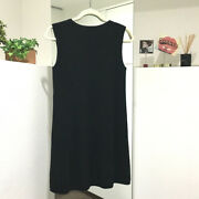 Sale Apparel 18s Knit Dress Black Women And039s Secondhand No.639
