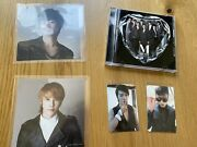 Super Junior M Perfection With Donghae Eunhyuk Photocards