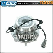 Timken Sp450702 Front Wheel Hub And Bearing For Frontier Pathfinder Xterra 2wd 2x4