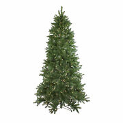 Northlight 12and039 Instant Connect Led Neola Fraser Fir Artificial Christmas Tree