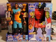 Lebron James And Marvin The Martian Space Jam A New Legacy Ultimate Tune Squad Lot