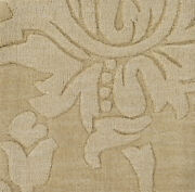 Surya M-235 Mystique Solids And Borders Rectangle Butter 9and039 X 13and039 Area Rug