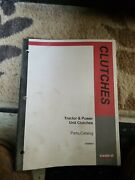 International Tractor Power Unit Clutches Gss-5053 Service Manual Parts Catalog