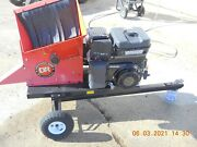 Dr Chipper 13hp , 3-1/2 Capacity Reconditioned Wood Chipper