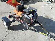 Dr Chipper 18hp , 4 Capacity Reconditioned Wood Chipper