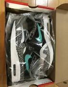Nike Air Max 1 Atmos Cement Elephant Co.jp 908366 001 Size Us 7.5 Dead Stock