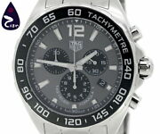 Tag Heuer Formula Chronograph Caz1011 Mens Quartz Pawn Shop Opening Bargains