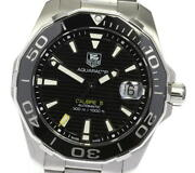 Tag Heuer Aquaracer Date Way211a Self-winding Mens Secondhand