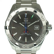 Tag Heuer Way2116.ba0910 Aquaracer Caliber Kei Nishikori Model 400 Bottles For