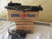 Lionel 1122 O27 Gauge Remote Control Switches Right And Left In Box2 Pairs