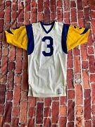 1988 Team Issued Los Angeles Rams Authentic Jersey