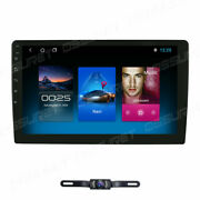 10.1 Android10 Car Stereo Gps Navi Mp5 Player Double 2din Wifi Quad Core Radio