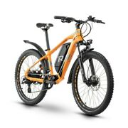 Sixray And 1.5 Street 26 3 15/16in 8v 300wh Sr Suntour Orange/grey 2021 Raymon