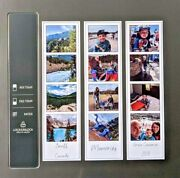 Personalised Photo Strip, Fridge Magnets, Magnetic Bookmark, Polaroid Picture