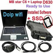 Mb Star C6 Diagnosis Tool Support Software Ssd Vci Wifi Diagnosis Multiplexer