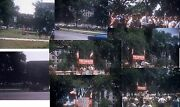 Orig 36 Slides + Cd 1960 George Lincoln Rockwell Nazi Party Riot Air Show And More