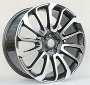 21 Wheels For Land Rover Discovry Se 2017 And Up Full Size 21x9.5 5x120